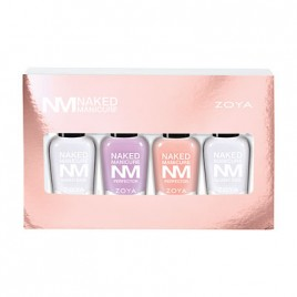 Подарочный набор Naked Manicure Travel Kit (мини-средства (7,5 мл)
