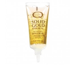 Solid Gold Cuticle oil gel